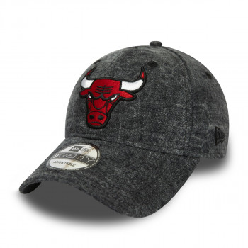 NEW ERA kapa DIPPED DENIM NBA CHIBUL BLK