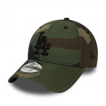 NEW ERA Kačket KAPA CAMO ESSENTIAL 9FORTY LOSDOD