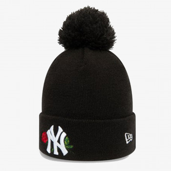 NEW ERA Kapa KAPA WMNS MLB TWINE BOBBLE KNIT NEYYAN B