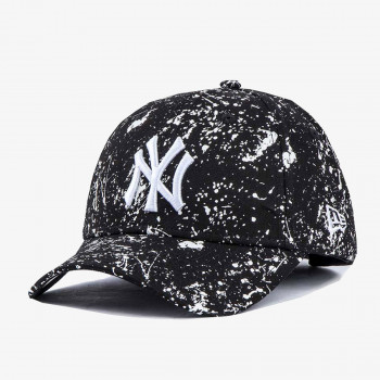 NEW ERA Kačket KAPA MLB PAINT PACK MENS NEYYAN BLKWHI