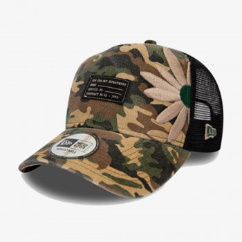 NEW ERA Kačket KAPA MILITARY TRUCKER NE
