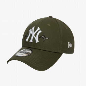 NEW ERA Kačket KAPA MENS TWINE MLB 9FORTY NEYYAN NOV