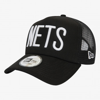 NEW ERA Шапка NBA TEAM TRUCKER COLOUR BLOCK BRONET