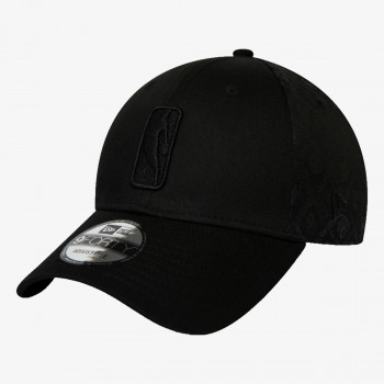 NEW ERA Шапка NBA BLACK BASE 940 NBALOG BLK