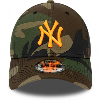 NEW ERA Kačket CAMO ESSENTIAL 9FORTY