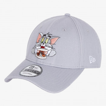 NEW ERA Kačket TOM AND JERRY 9FORTY GRA