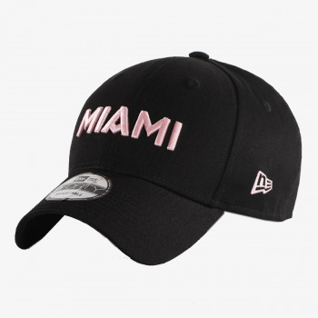 NEW ERA Colanti KAPA 940 INTER MIAMI WORDMARK BLK