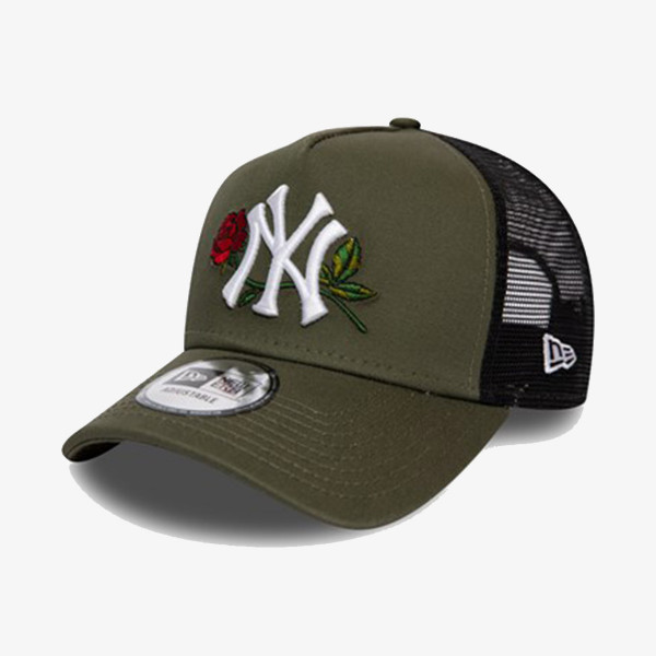 NEW ERA Kačket KAPA MENS TWINE MLB TRUCKER NEYYAN NOV