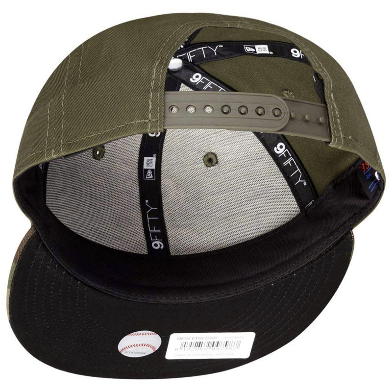KACKET-CAMO ESSENTIAL 9FIFTY CHISOX NOVWDC