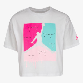 NIKE Majica Nike Jordan Jumpman Ice Cream Older Kids' T-Shirt