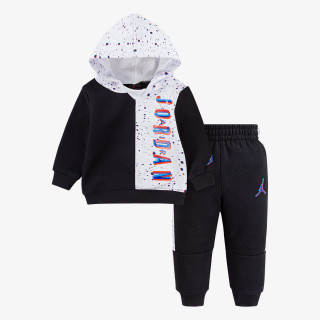 NIKE Trenerka JDB SPACE GLITCH PO SET