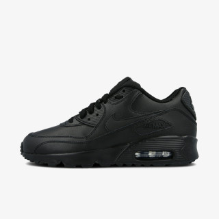 BOYS' NIKE AIR MAX 90 LEATHER (GS)