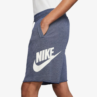 NIKE Šorc M NSW HE SHORT FT ALUMNI