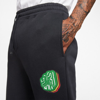 M JM STICKER FLC PANT
