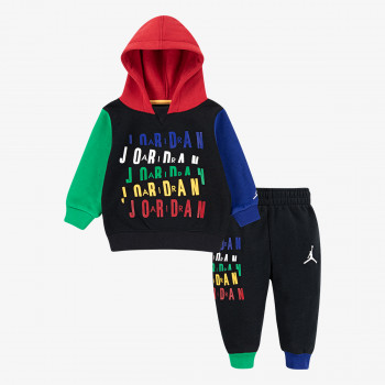 JORDAN LEGACY OF SPORT FLEECE SET