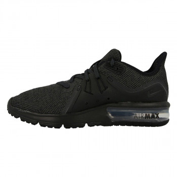 NIKE Superge 908993-010 WMNS NIKE AIR MAX SEQUENT