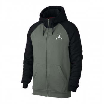 NIKE Dukserica JUMPMAN FLEECE FZ