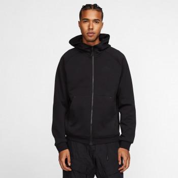NIKE pulover BV3701-010 M NSW PE HOODIE FZ WINTER