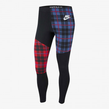 NIKE Helanke W NSW LGGNG PLAID