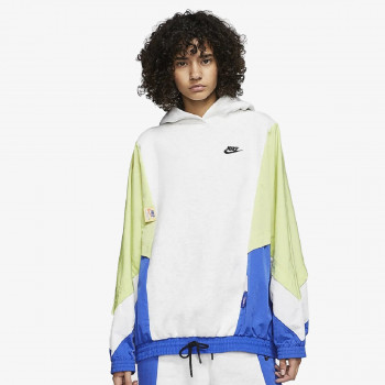 NIKE Dukserica W NSW ICN CLSH PO HOODY MIX OS