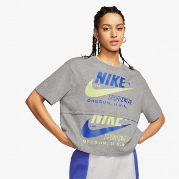 NIKE Tricouri W NSW ICN CLSH SS TOP