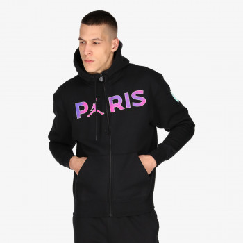 NIKE Dukserica Nike Paris Saint-Germain Men's Full-Zip Fleece Hoodie