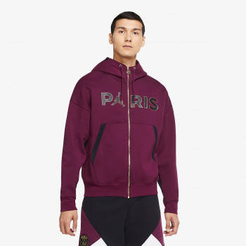 NIKE Dukserica M J PSG FLEECE TRAVEL FZ