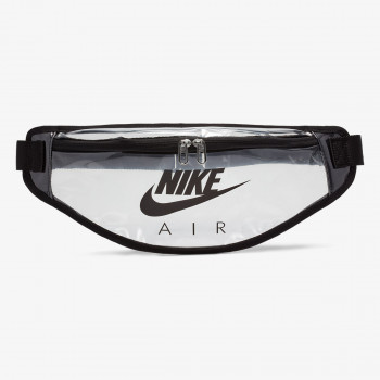 NIKE Torbica NK HERITAGE HIP PACK - CLEAR