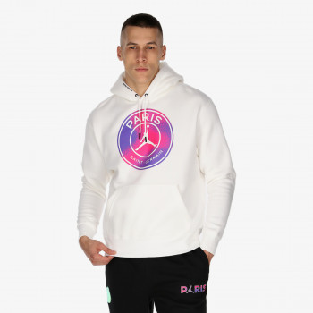NIKE Dukserica Nike Paris Saint-Germain Men's Fleece Pullover Hoodie