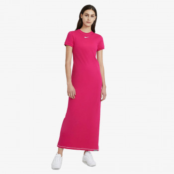 NIKE Haljina W NSW ICN CLSH MAXI DRESS
