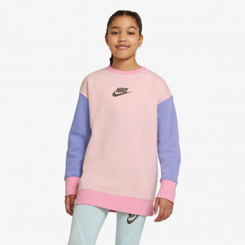 NIKE Dukserica Sportswear Older Kids' (Girls') Crew