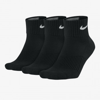 NIKE čarape 3PPK CUSHION QUARTER (S,M,L,XL