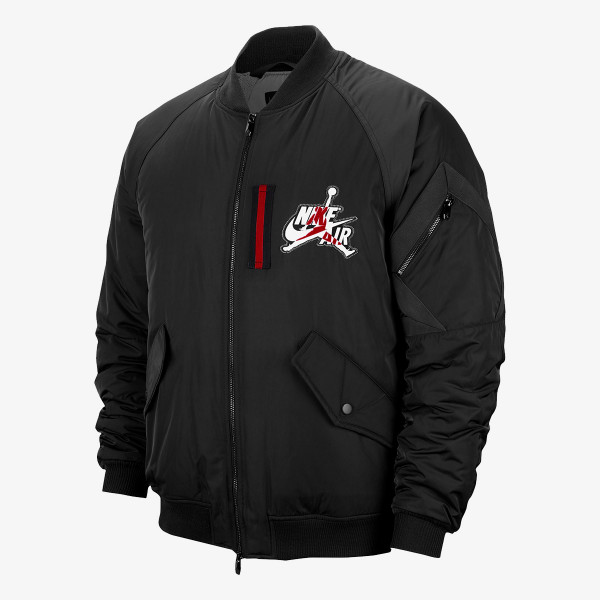 M J WINGS MA-1 JACKET