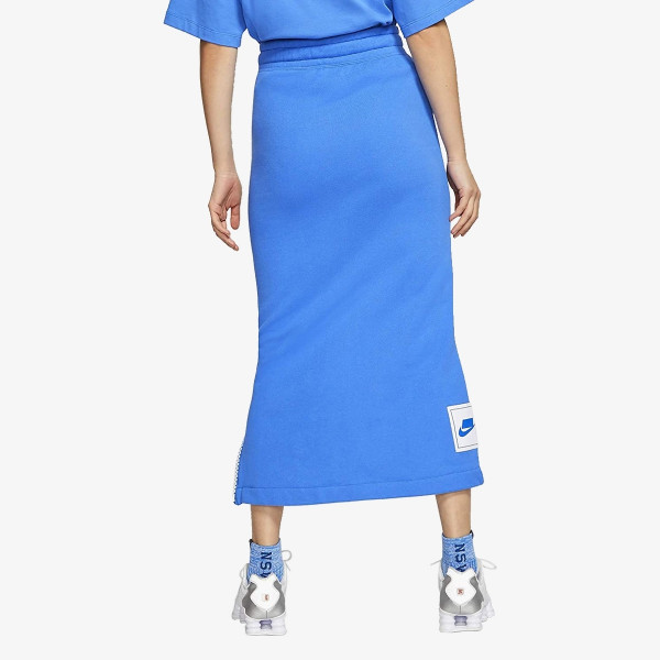 NIKE Suknja W NSW NSW FLC SKIRT LONG