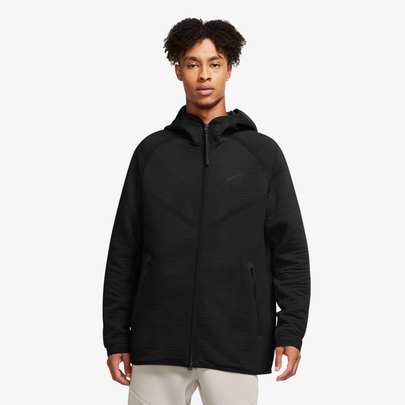 NIKE Hanorace M NSW TCH PCK WR HOODIE FZ ENG