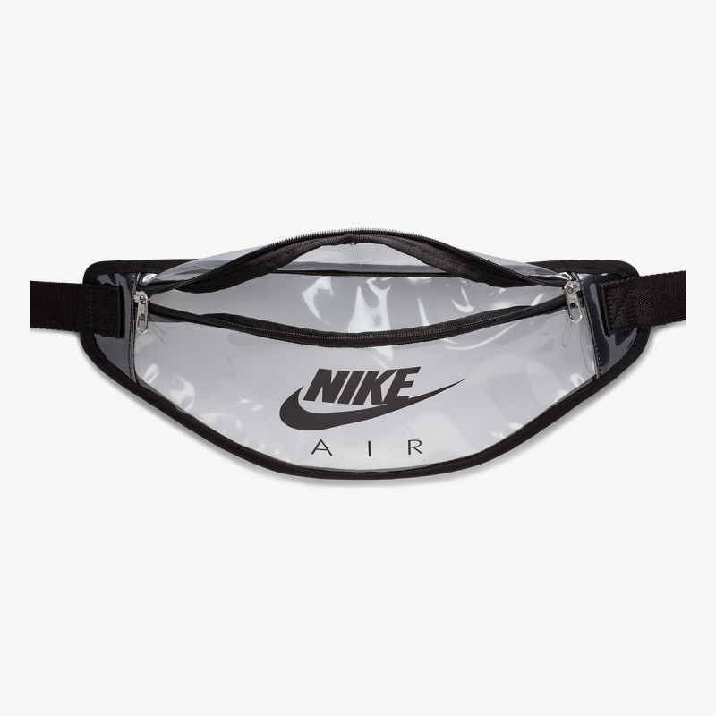 NK HERITAGE HIP PACK - CLEAR