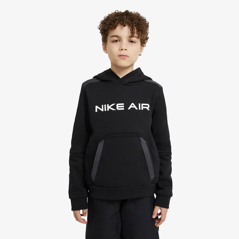 NIKE Dukserica Air Older Kids' (Boys') Fleece Pullover Hoodie
