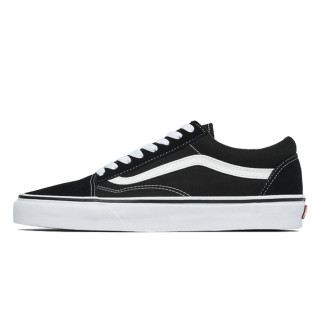 VANS Спортни обувки UA OLD SKOOL BLACK/WHITE