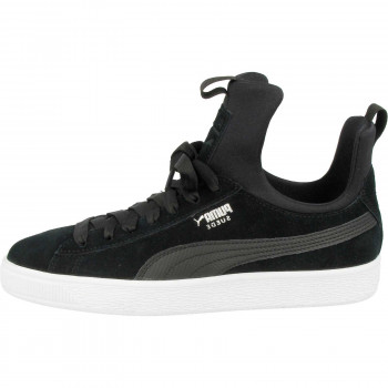 PUMA Superge 366010-03 w Suede Fierce Puma
