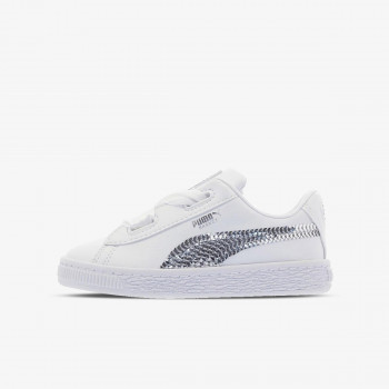 PUMA Спортни обувки PUMA BASKET HEART BLING INF