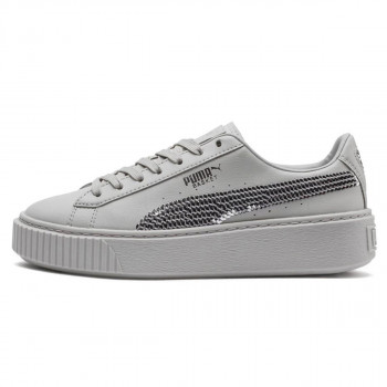 PUMA Спортни обувки PUMA BASKET PLATFORM BLING JR