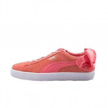 OBUCA-PATIKE-PUMA SUEDE BOW JR