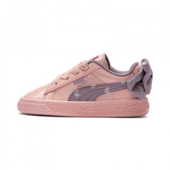 PUMA BASKET BOW DOTS AC INF