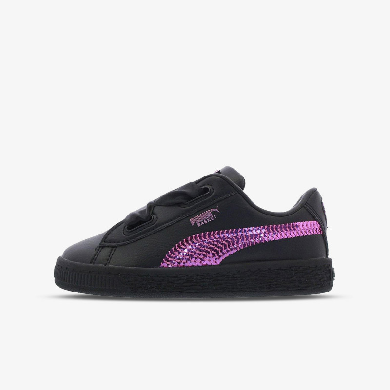 PUMA Patike Basket Heart Bling Inf