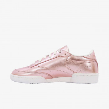Reebok Patike CLUB C 85 S SHINE COPPER/WHITE