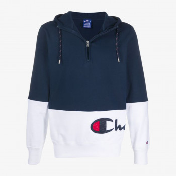 CHAMPION Hanorace Half Zip Hooded Sweatshirt