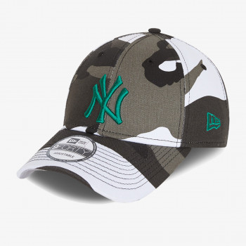 NEW ERA Kačket KAPA ALL OVER CAMO 9FORTY NEYYAN URC