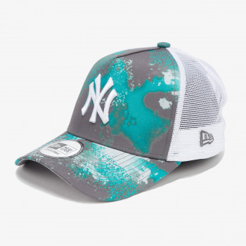 NEW ERA Kačket KAPA SEASONAL CAMO TRUCKER NEYYAN MPG