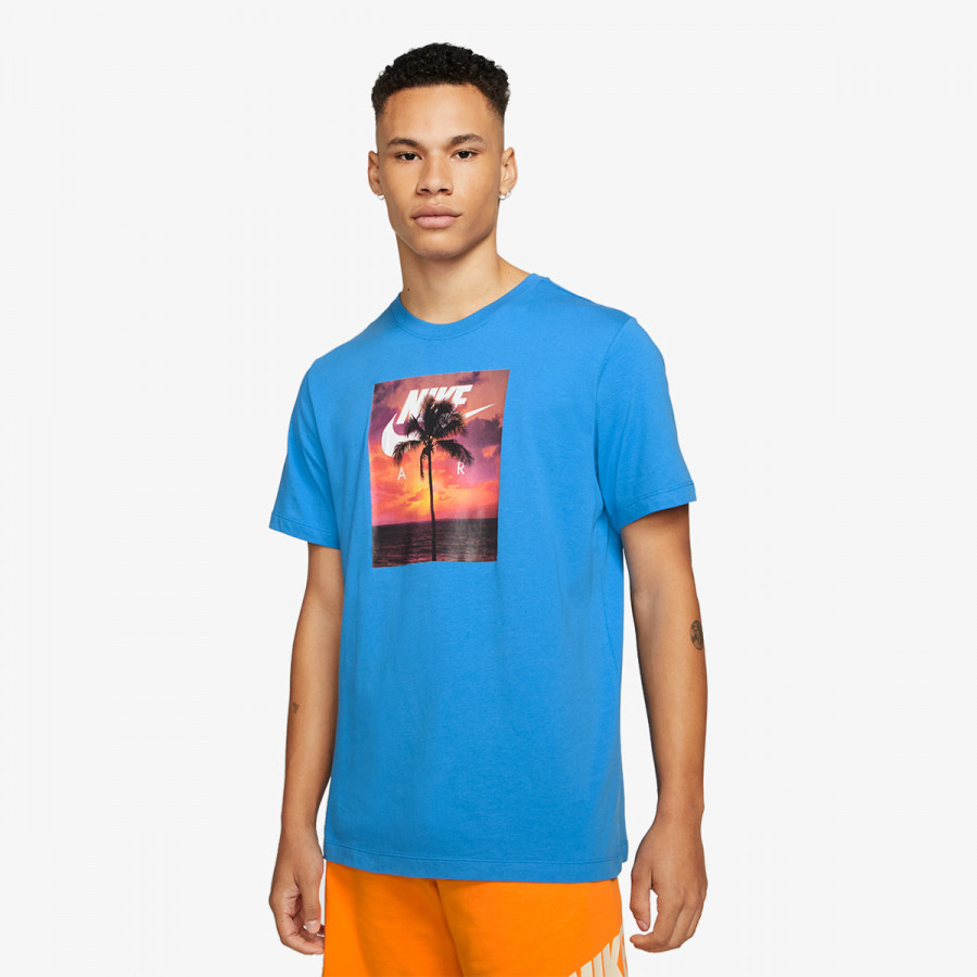 NIKE Majica M NSW TEE SPRING BRK PHOTO