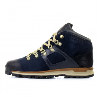 TIMBERLAND Ботуши EK MID LEATHER WP BLUE